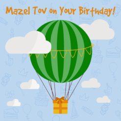 Kid's Birthday Card